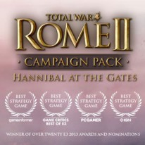 Total War Rome II - Hannibal at the Gates Campaign Pack