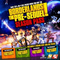 Borderlands - The Pre-Sequel Season Pass