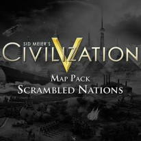 Sid Meier`s Civilization V – Scrambled Nations Map Pack