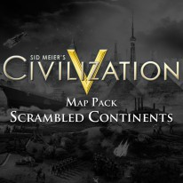 Sid Meier`s Civilization V – Scrambled Continents Map Pack