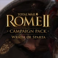 Total War Rome II - Wrath of Sparta Campaign Pack